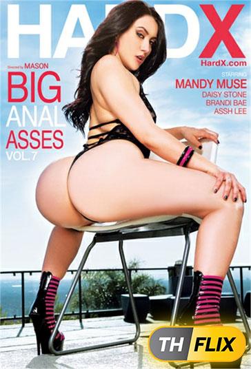 Big Anal Asses Vol. 7