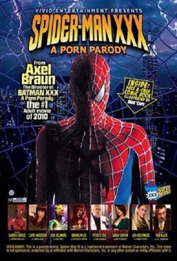 Spider-Man XXX