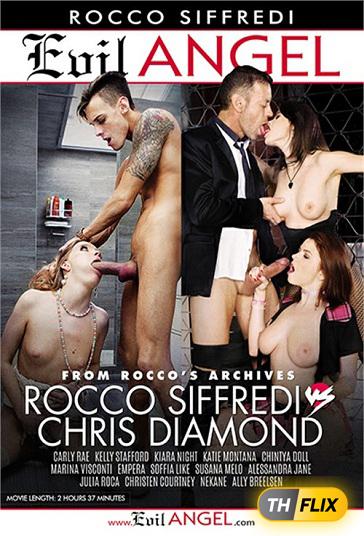 Rocco Siffredi Vs. Chris Diamond