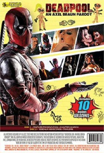 Deadpool An Axel Braun Parody XXX